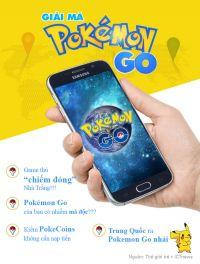 Giải mã hiện tượng Pokemon Go